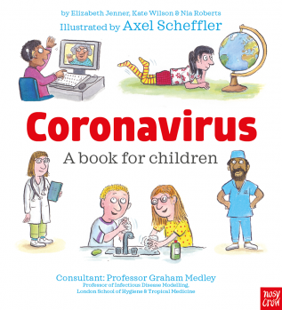 Coronavirus A Book for Children cover